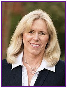 Yoga-Lehrerin Anne Scholte